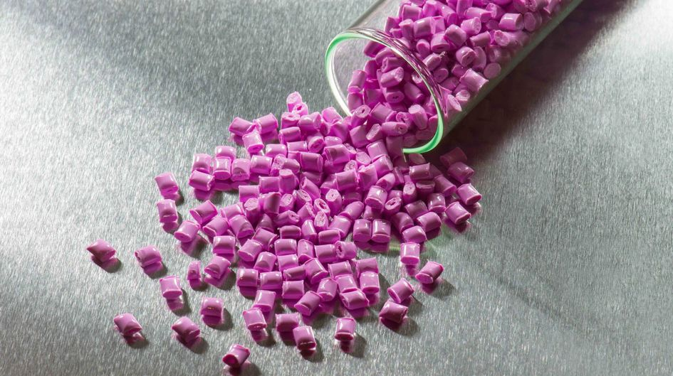 Evonik silica helps to neutralize the charge.